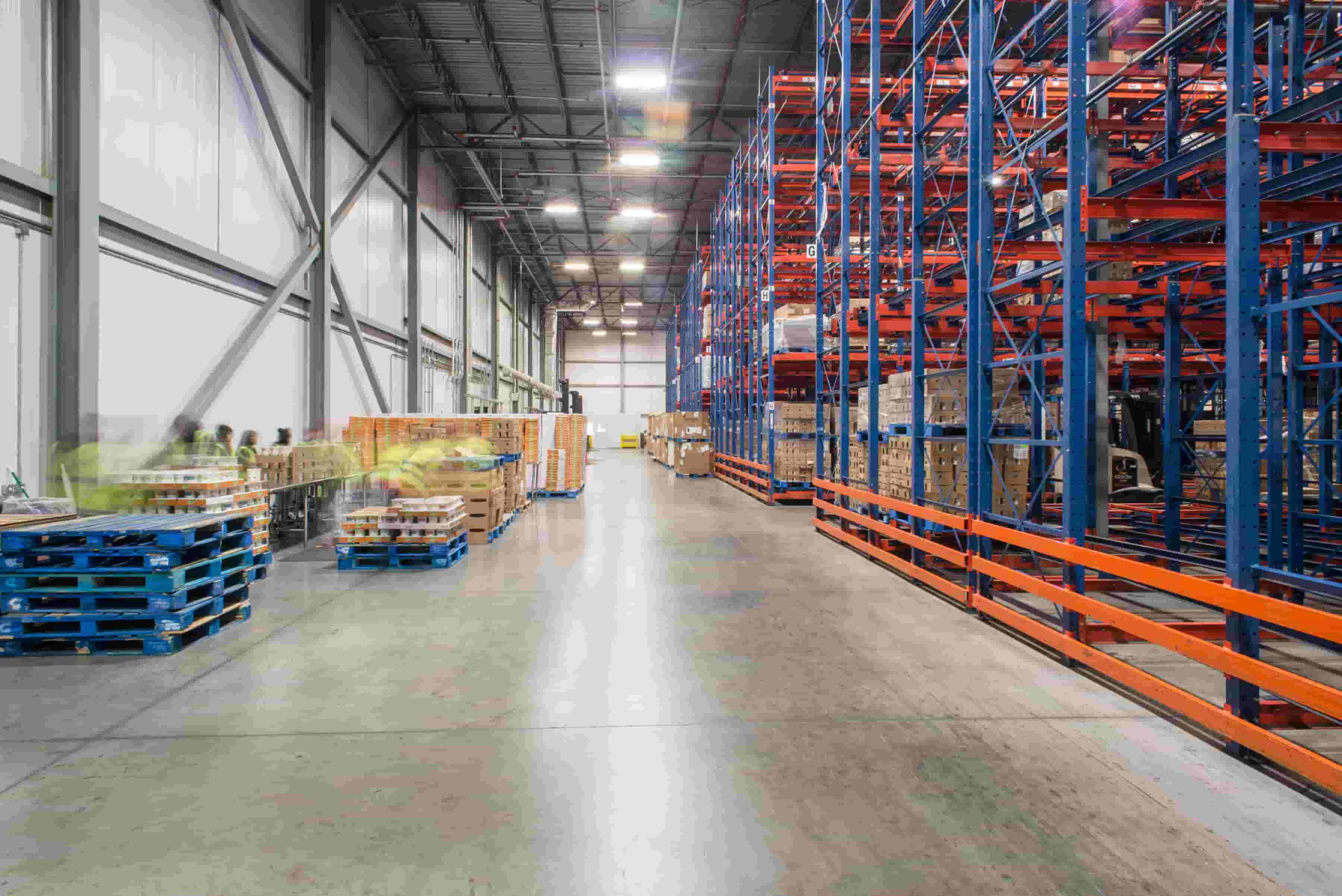 CF Cold Storage - Cold Storage Warehouse Haverhill, MA